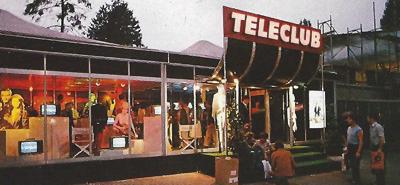 TeleClub an der FERA und an der ZÜSPA