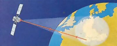 TeleClub europaweit über Fernmeldesatellit