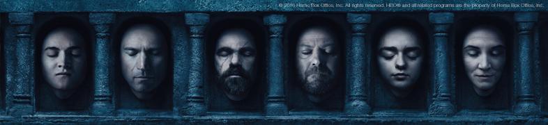 «Game of Thrones» geht weiter – Sky Atlantic zeigt die sechste Staffel – Exklusiv im TeleClub Programmangebot