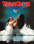 TeleClub Programmheft Mai 1989