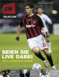 TeleClub Programm Magazin November 2007