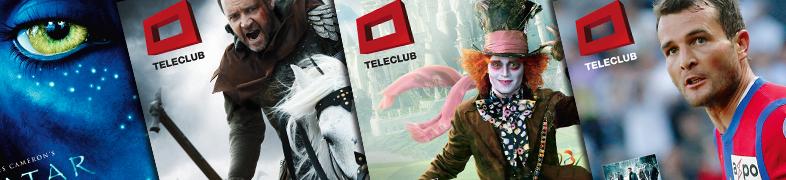 TeleClub Programm Magazin 2012