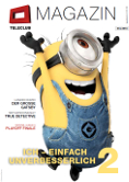 TeleClub Magazin April 2014