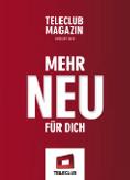 TeleClub Magazin August 2018