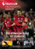TeleClub Highlights Magazin September 2019