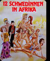12 Schwedinnen in Afrika