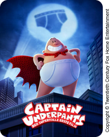 Captain Underpants - Der supertolle erste Film