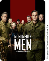 Monuments Men – Ungewöhnliche Helden